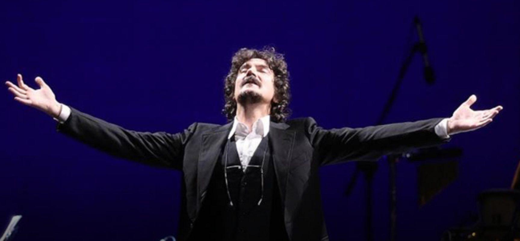 Amministrazione comunale dona 100 biglietti per lo spettacolo di Sergio Cammariere