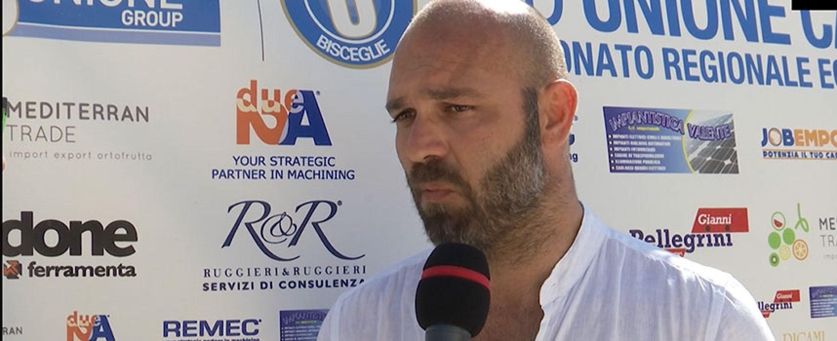 Unione Calcio, mister Di Simone a capo di uno staff tecnico di prim'ordine / VIDEO