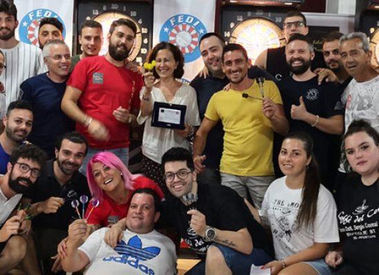 Bisceglie ha ospitato le finali regionali di Soft Dart, presente il campione Tomassetti / VIDEO