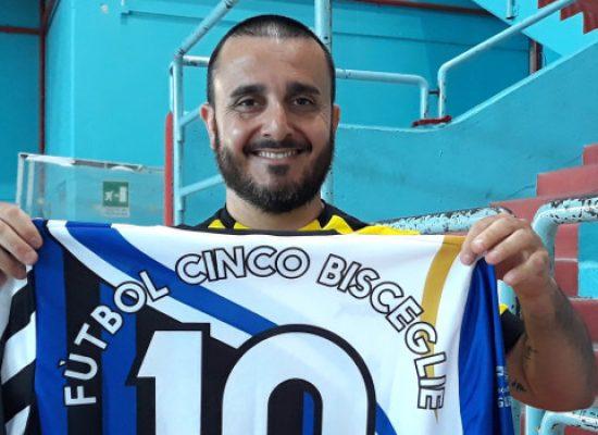 Futbol Cinco, Emanuele Arcieri approda alla corte di mister Incerto