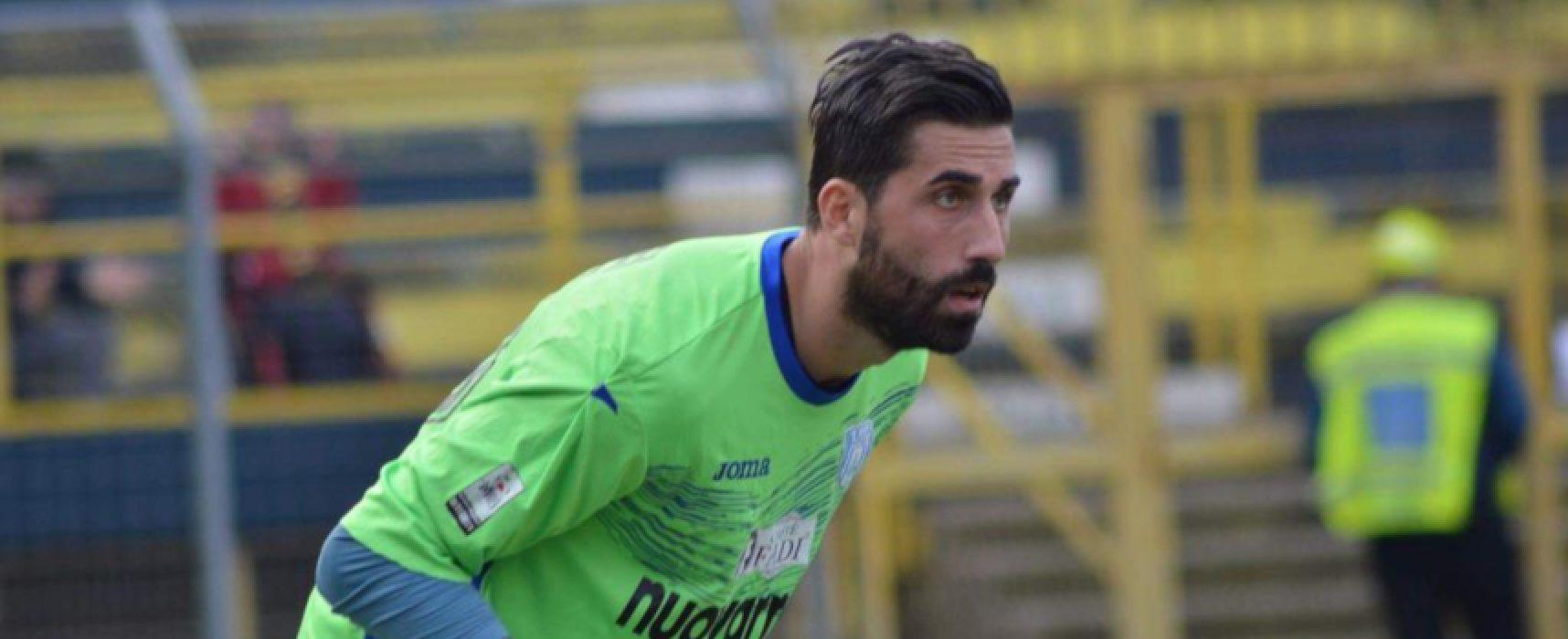 Bisceglie Calcio: preso Casadei, il 16 agosto la presentazione ufficiale
