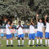 Bisceglie Calcio pronto all'esordio in campionato contro il Rende