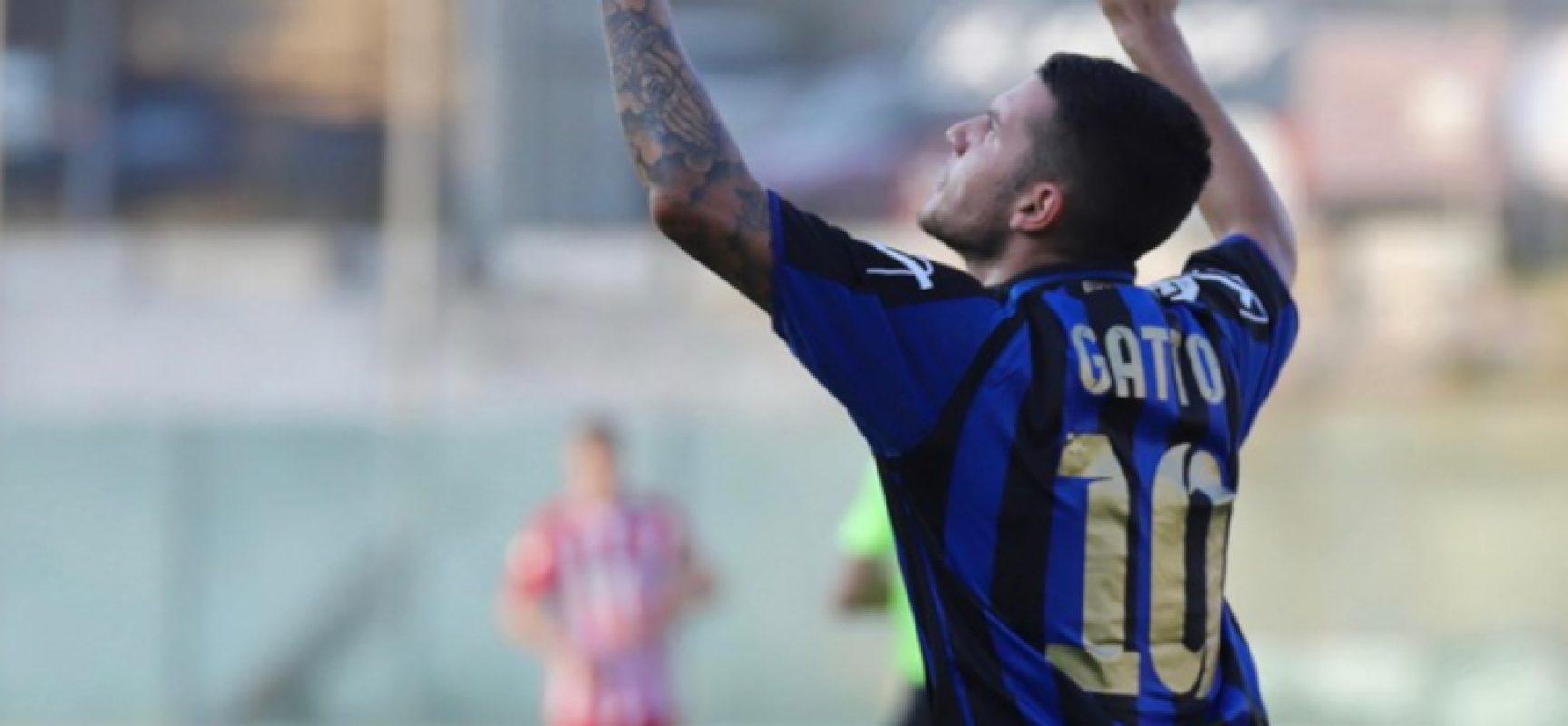 Gatto gol, Bisceglie Calcio corsaro ad Avellino