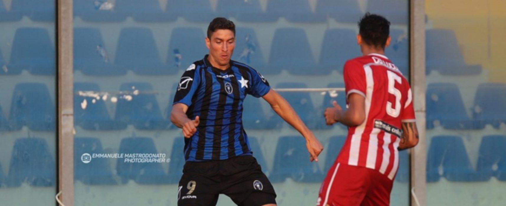 """Esordio casalingo per il Bisceglie Calcio, al """"Ventura"""" arriva il Catanzaro"""