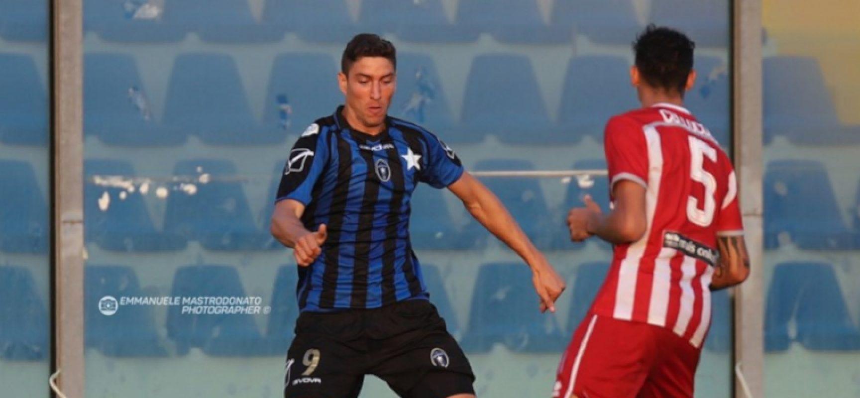 Tris Reggina, prima sconfitta stagionale per il Bisceglie Calcio