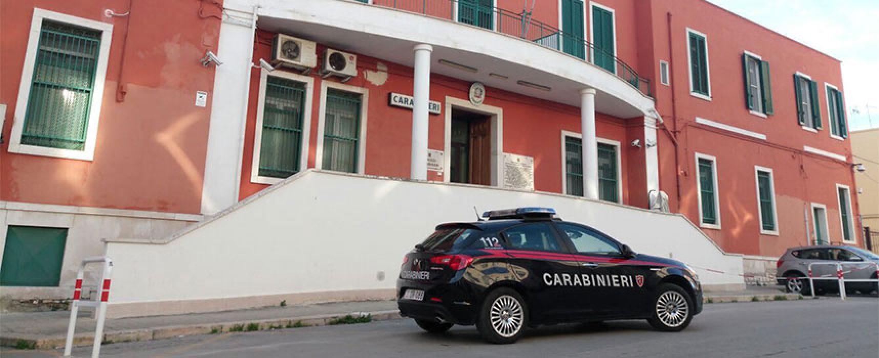 Due biscegliesi, in possesso di marijuana, arrestati in zona Santa Caterina
