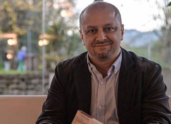 """Diego Galdino a """"Libri nel Borgo Antico"""" per presentare: """"Bosco Bianco"""""""