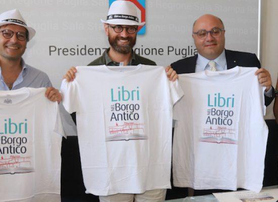 """Presentata la decima edizione di Libri nel Borgo Antico: """"Sarà edizione dei record"""" / PROGRAMMA"""