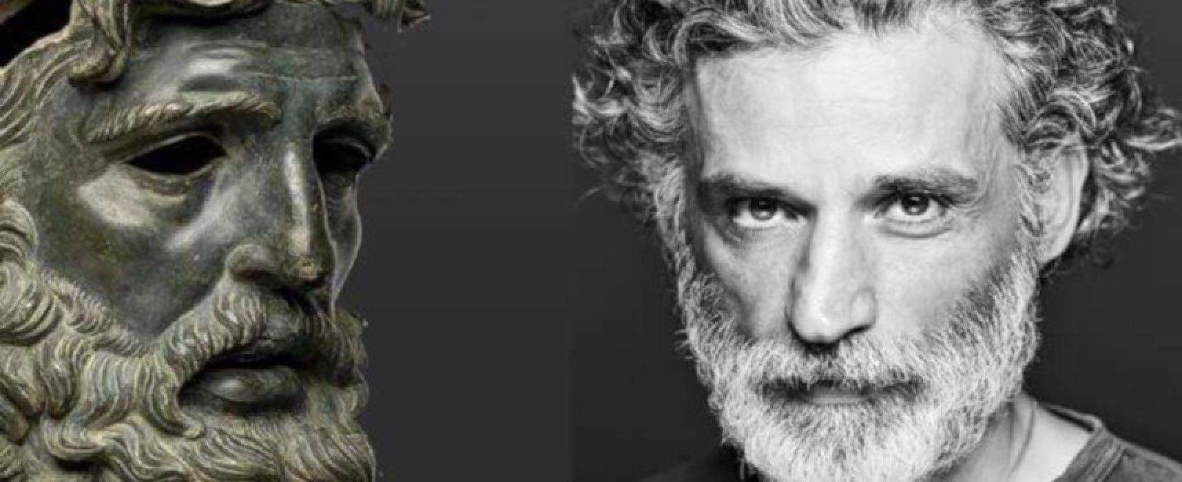 """""""Metamorfosi"""", lo spettacolo di Enrico Lo Verso a Bisceglie"""