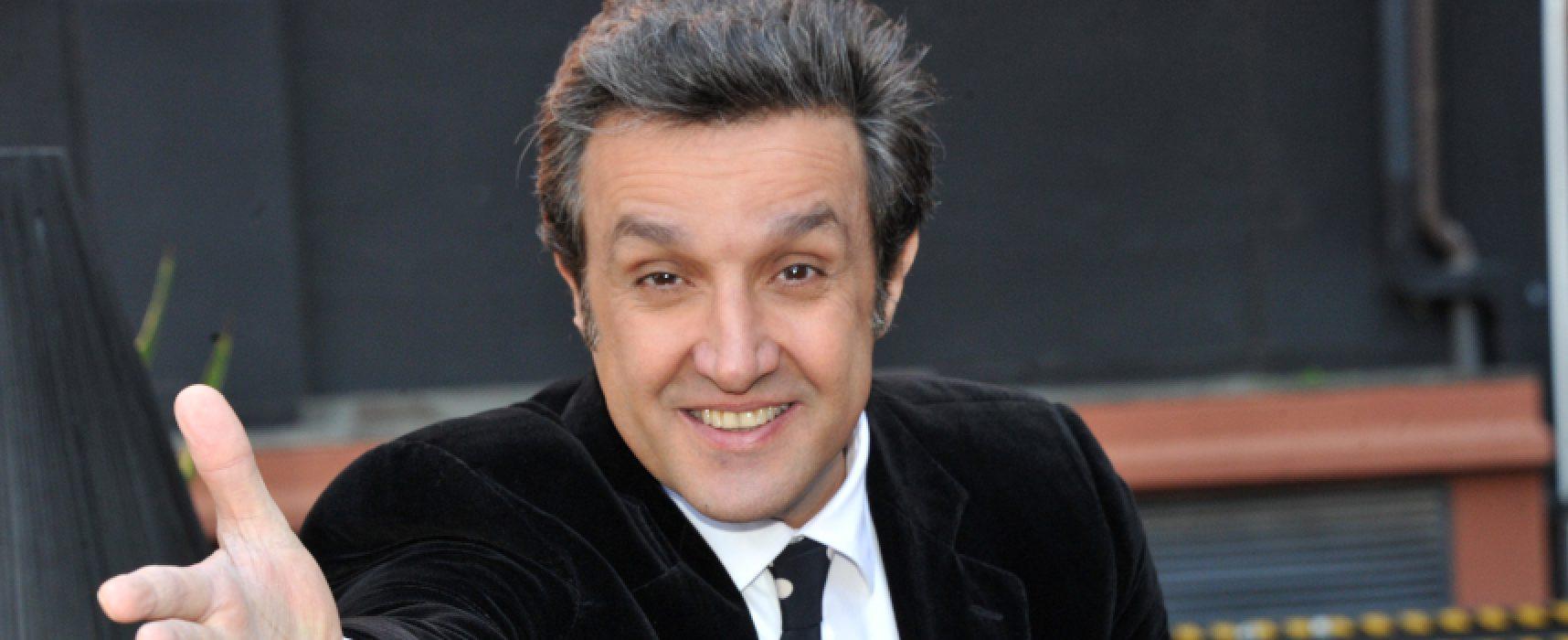 """Estate 2019, Flavio Insinna arriva a Bisceglie con """"La macchina della felicità"""""""