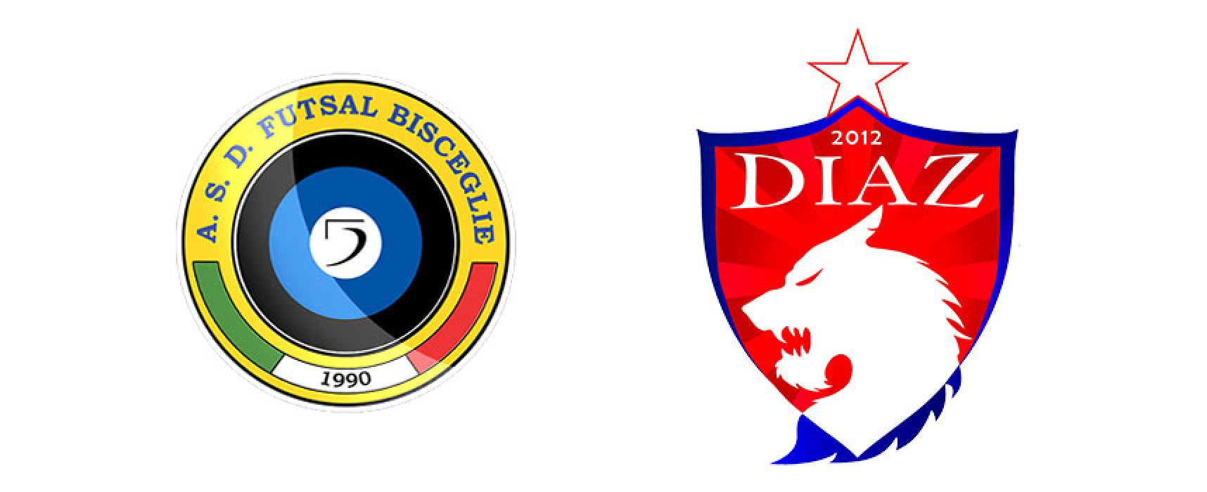 Calendari calcio a 5: esordio casalingo per la Diaz, Futsal Bisceglie a Sammichele