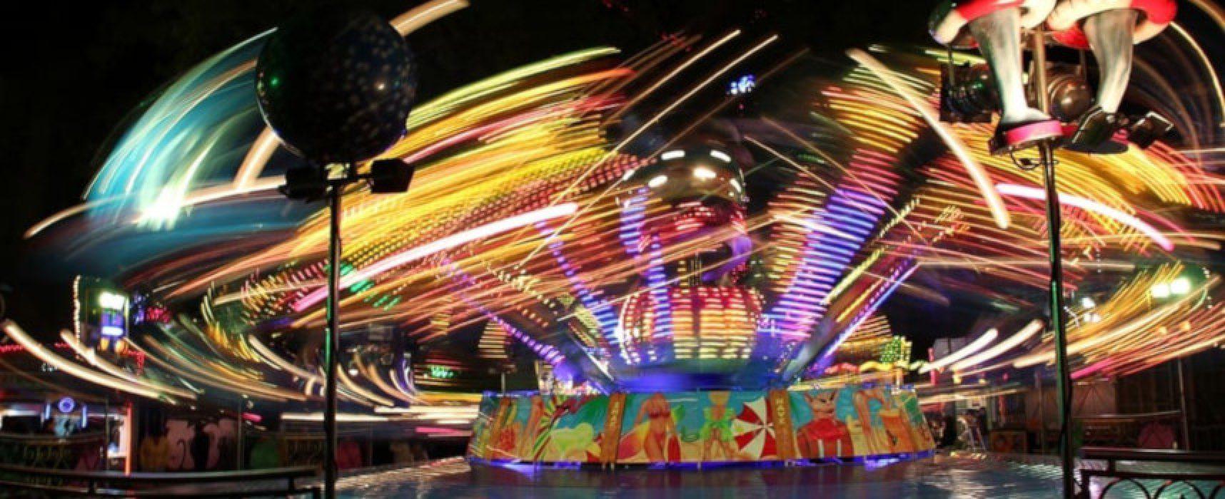 Luna Park festa patronale nel quartiere Sant'Andrea