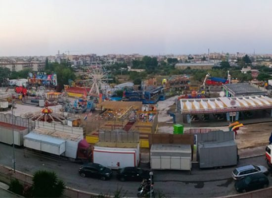 Luna Park gratuito per due ore, i ringraziamenti delle associazioni