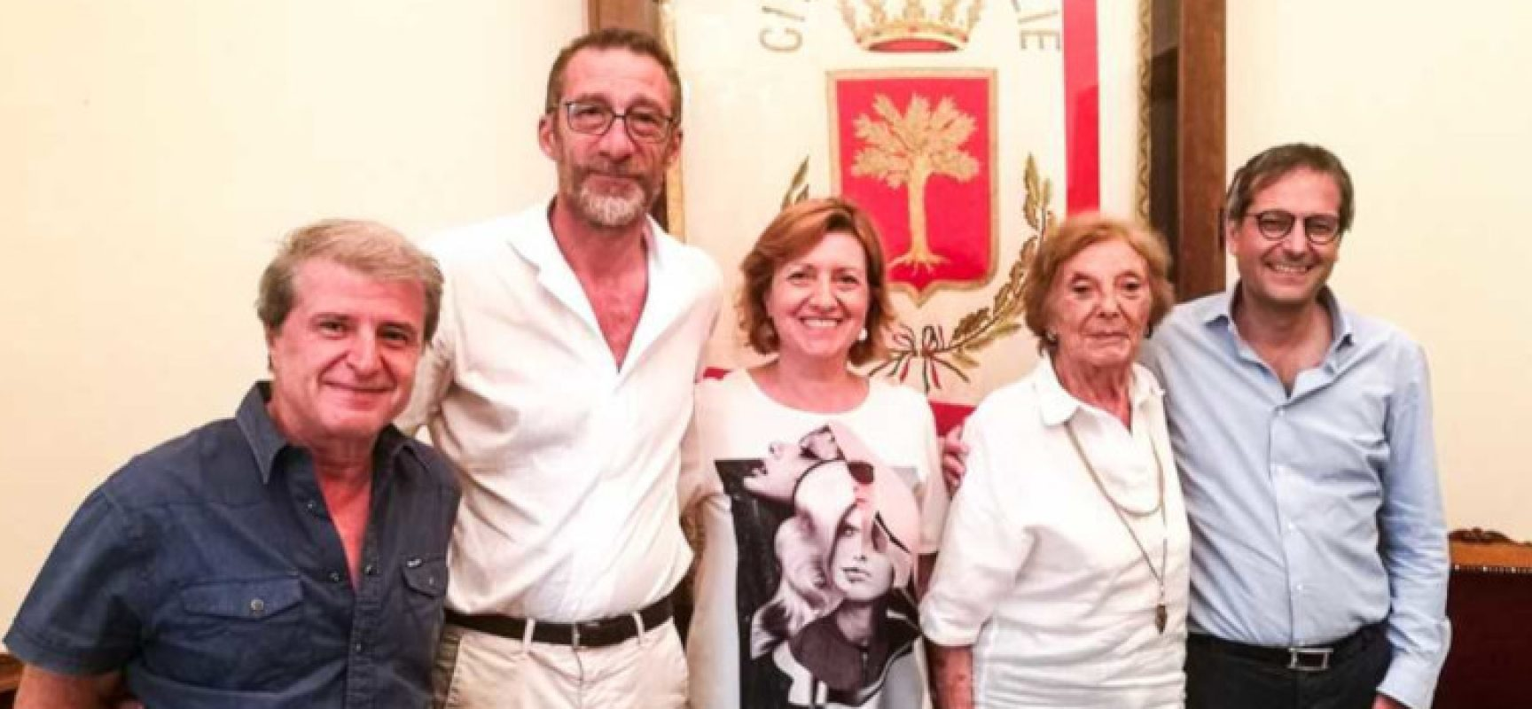 L'esperta d'arte Marisa Del Re ospite a Palazzo di Città