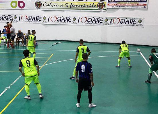 Coppa Divisione, Diaz e Futsal Bisceglie eliminate