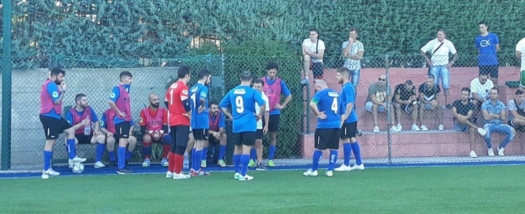 Futbol Cinco, insidiosa trasferta contro il San Ferdinando