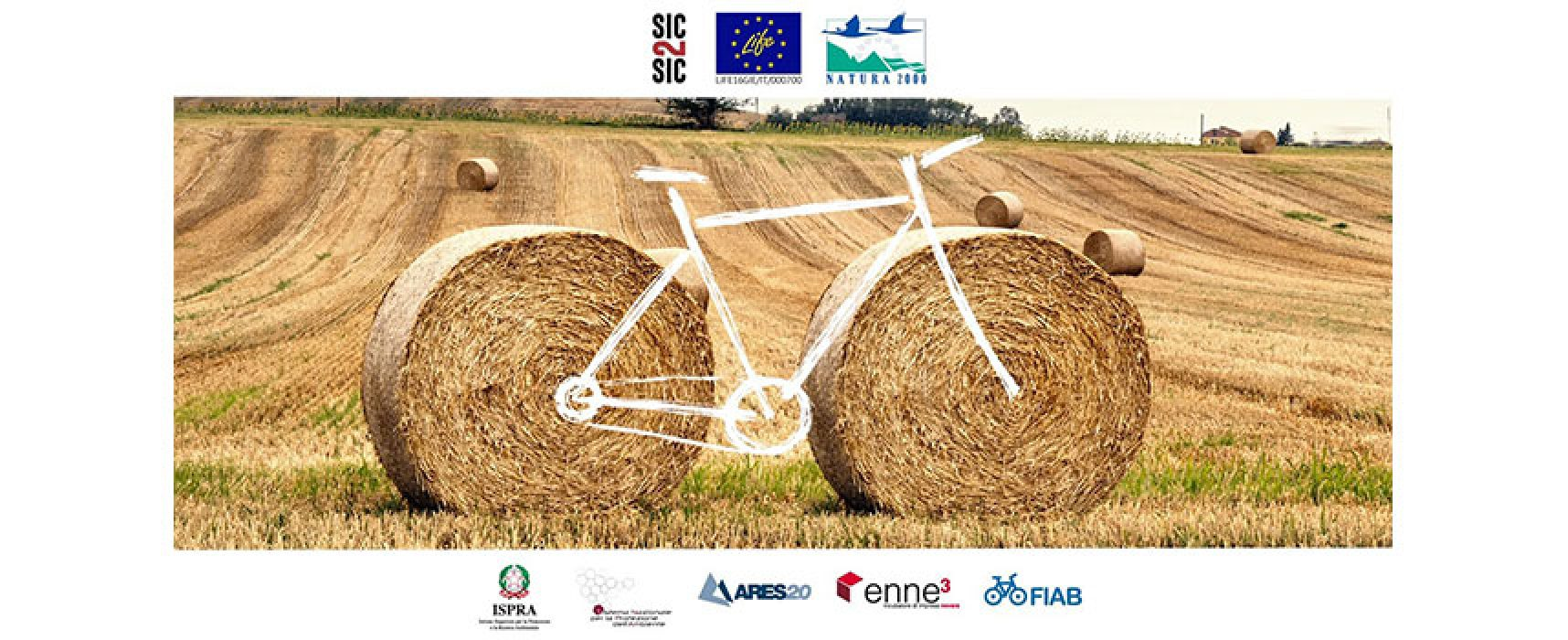 Seimila chilometri in bici per l'ambiente: il progetto Life Sic2sic fa tappa a Bisceglie