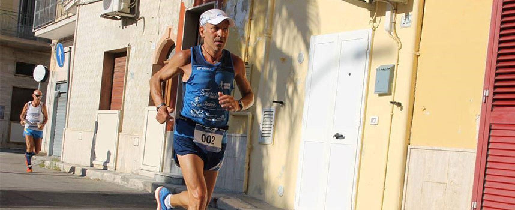 Maratoneta della Bisceglie Running pronto per la temibile Spartathlon