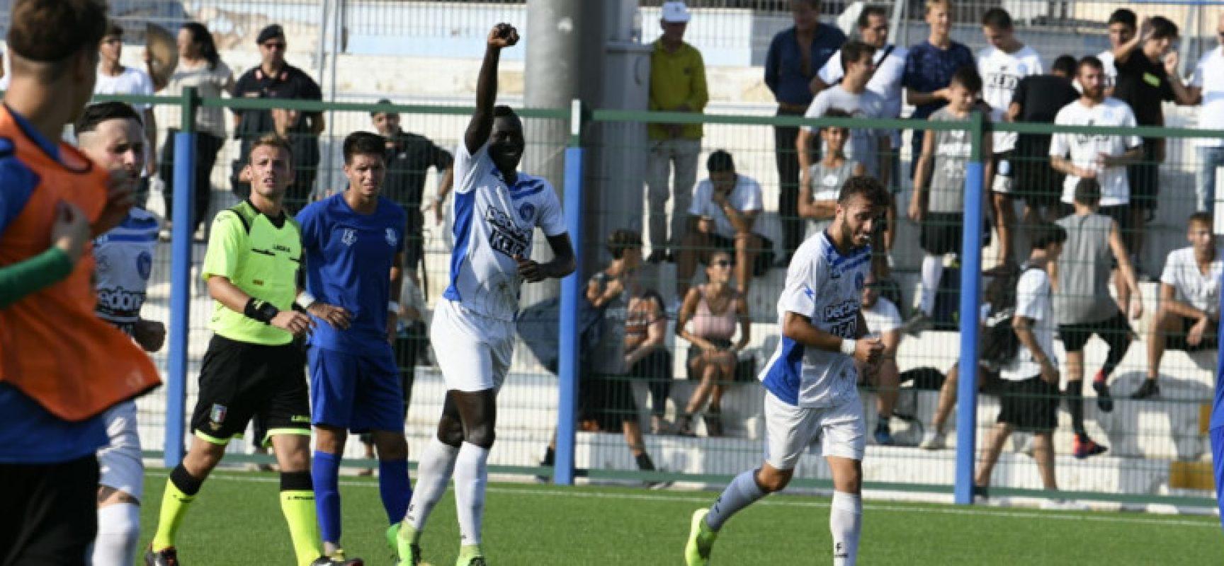 Pari di Coppa scoppiettante tra Unione Calcio e Trani: biscegliesi ai quarti