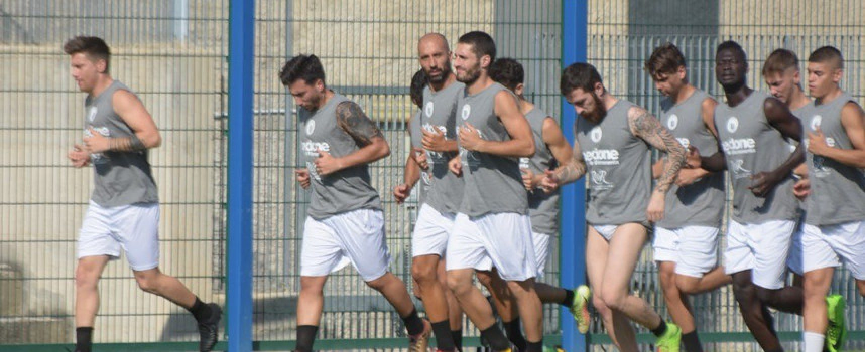 """Unione Calcio; primo banco di prova, al """"Di Liddo"""" arriva il Martina"""