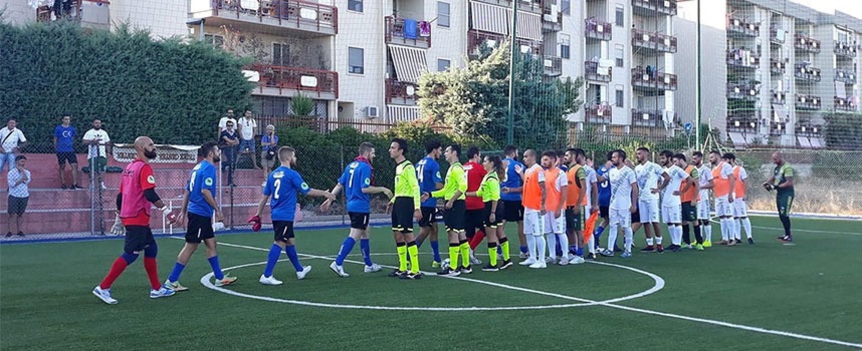 Futbol Cinco, ko in rimonta contro l'Aradeo