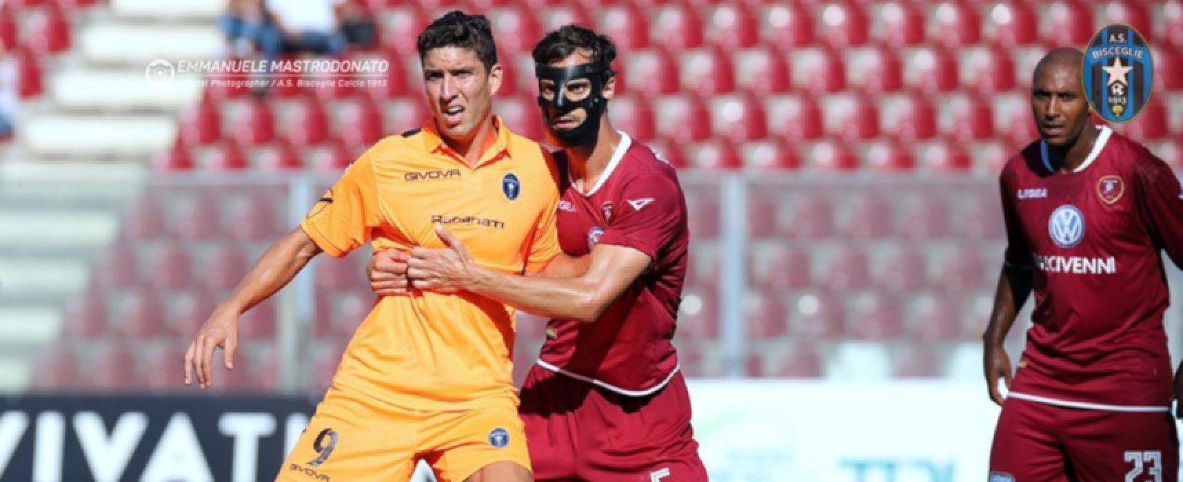 Bisceglie Calcio ospita il Picerno nel ritorno di Coppa Italia