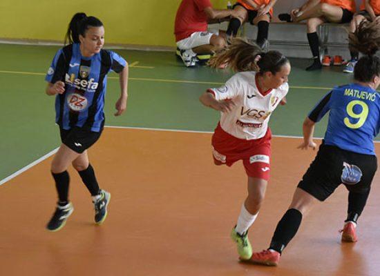 Bisceglie Femminile a valanga nell'esordio in Coppa della Divisione
