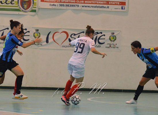 Il Bisceglie Femminile si rituffa in Coppa della Divisione con la gara di Rionero