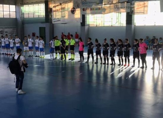 Il Bisceglie Femminile vince ed avanza in Coppa della Divisione
