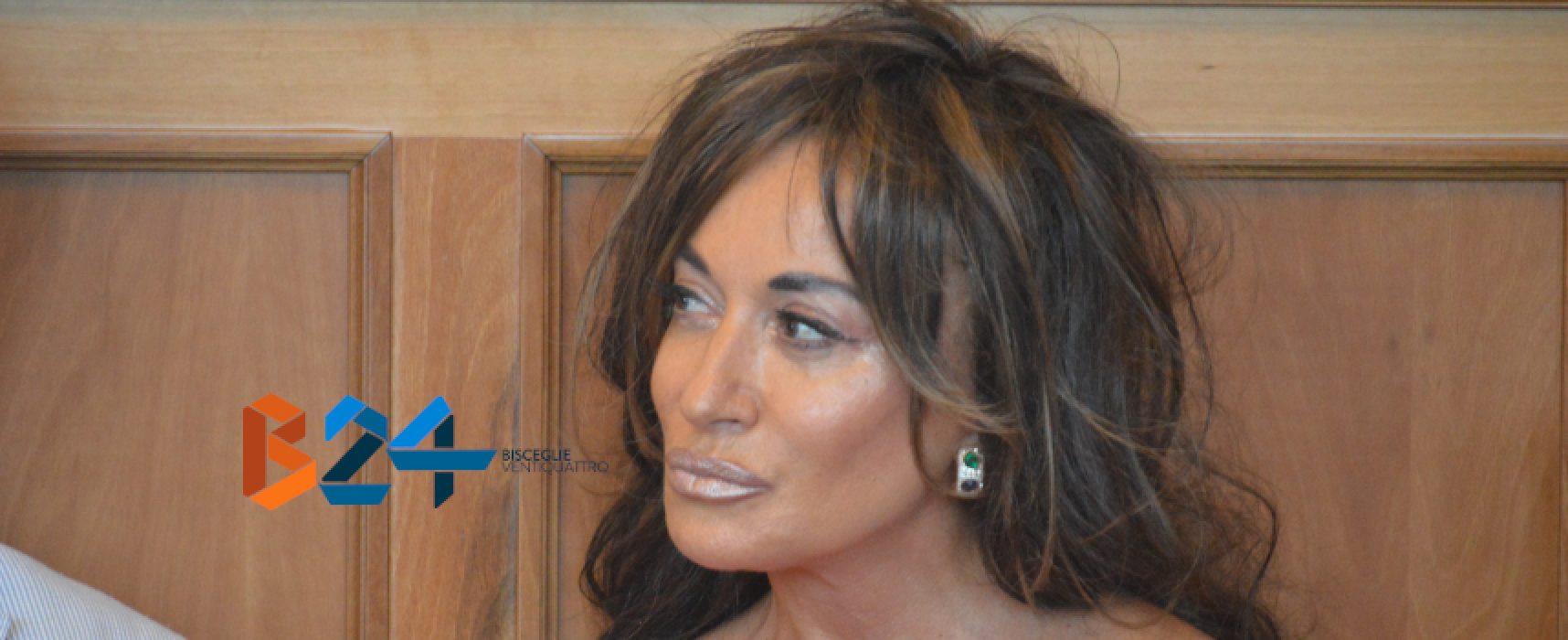Parte l'attività di ambasciatrice della Puglia nel mondo della biscegliese Nancy Dell'Olio