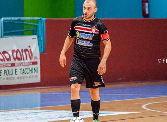 Diaz sconfitta in Coppa Italia dal Futsal Capurso