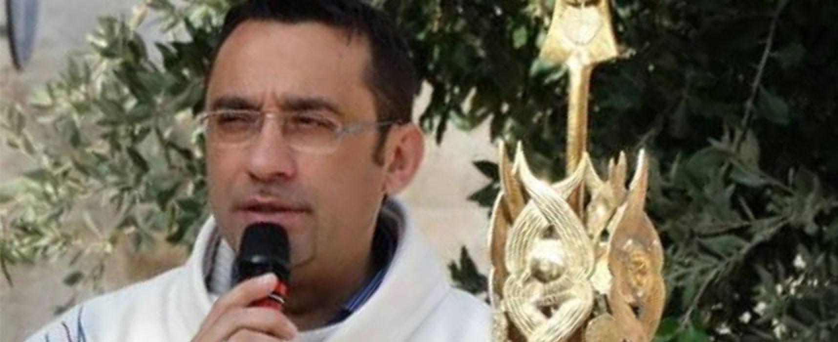 Don Giuseppe Mazzilli, rito d'immissione del nuovo parroco di Sant'Andrea Apostolo