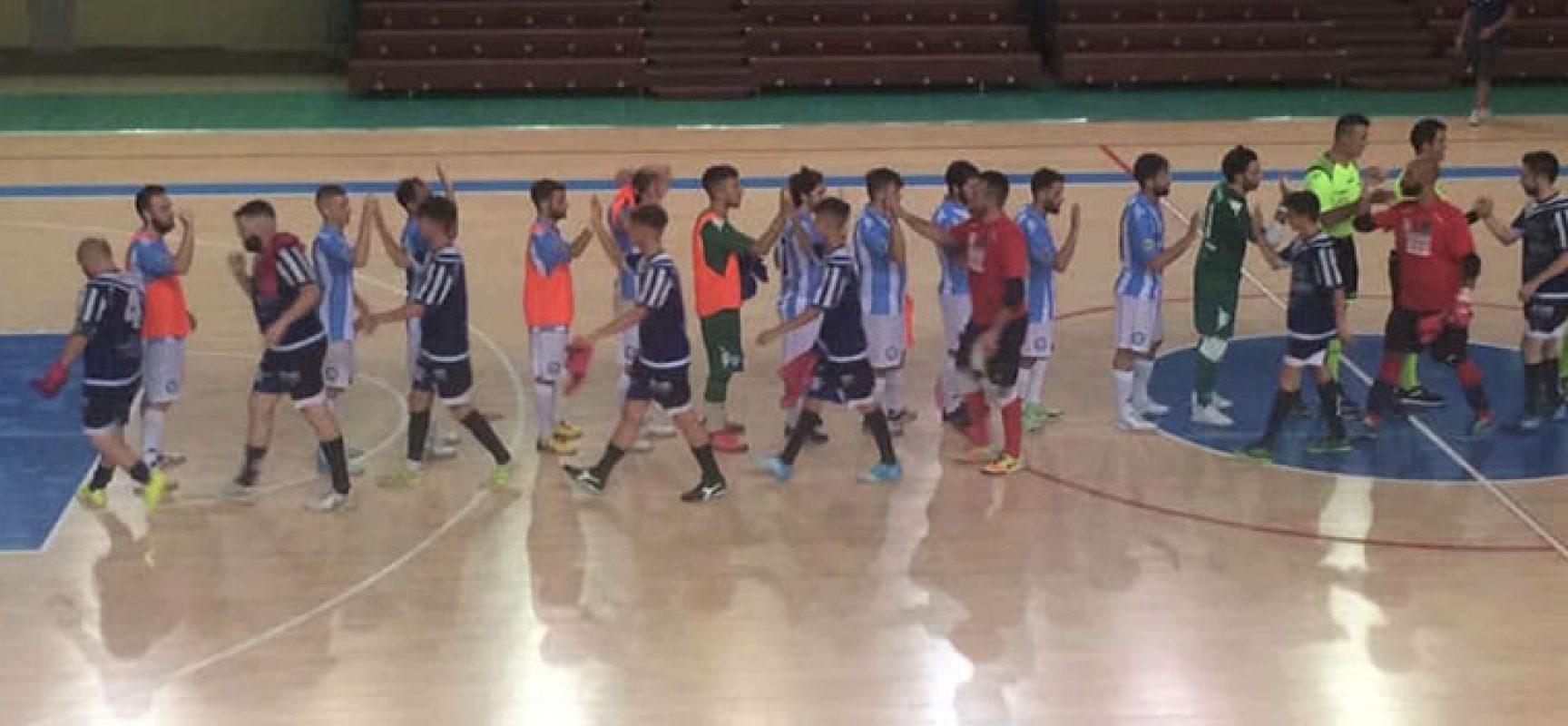 Futbol Cinco sconfitto a Mola in Coppa Italia di C1