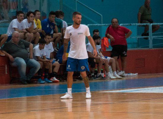 Futsal Bisceglie e Diaz in campo per il primo turno di Coppa della Divisione