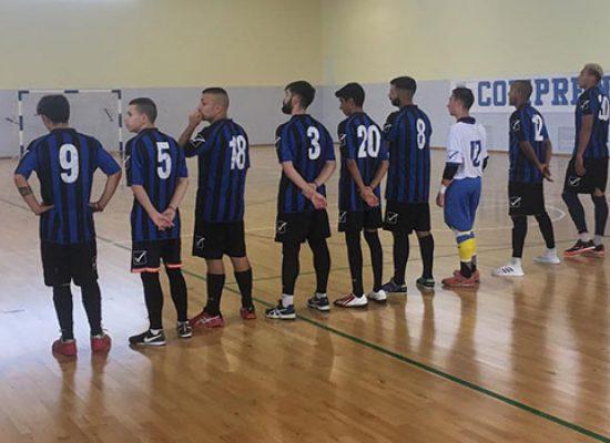 Divisione Calcio a 5 ufficializza classifiche definitive, Futsal Bisceglie retrocede in Serie B