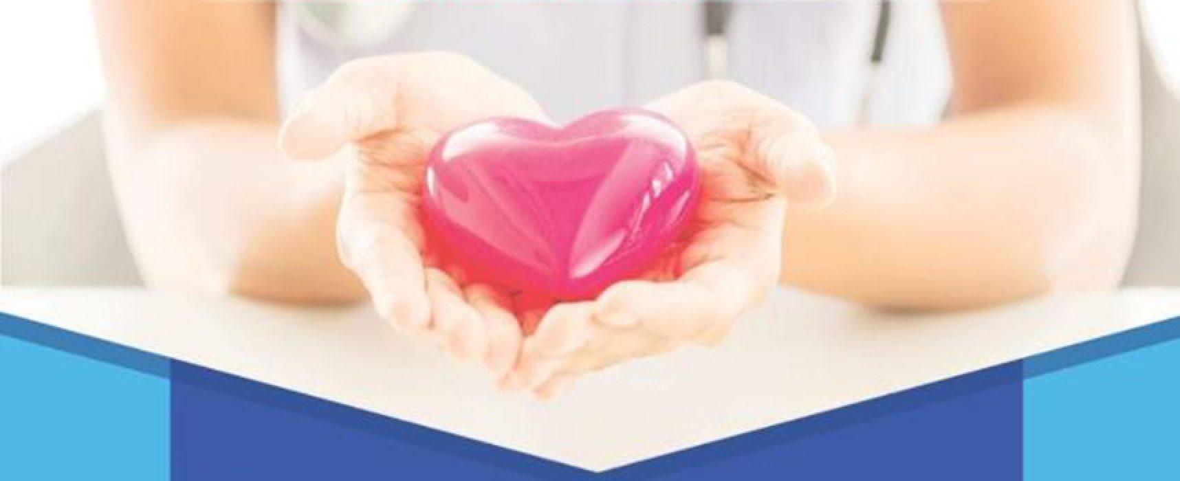 Giornata Salute: oggi screening gratuiti di prevenzione a Bisceglie