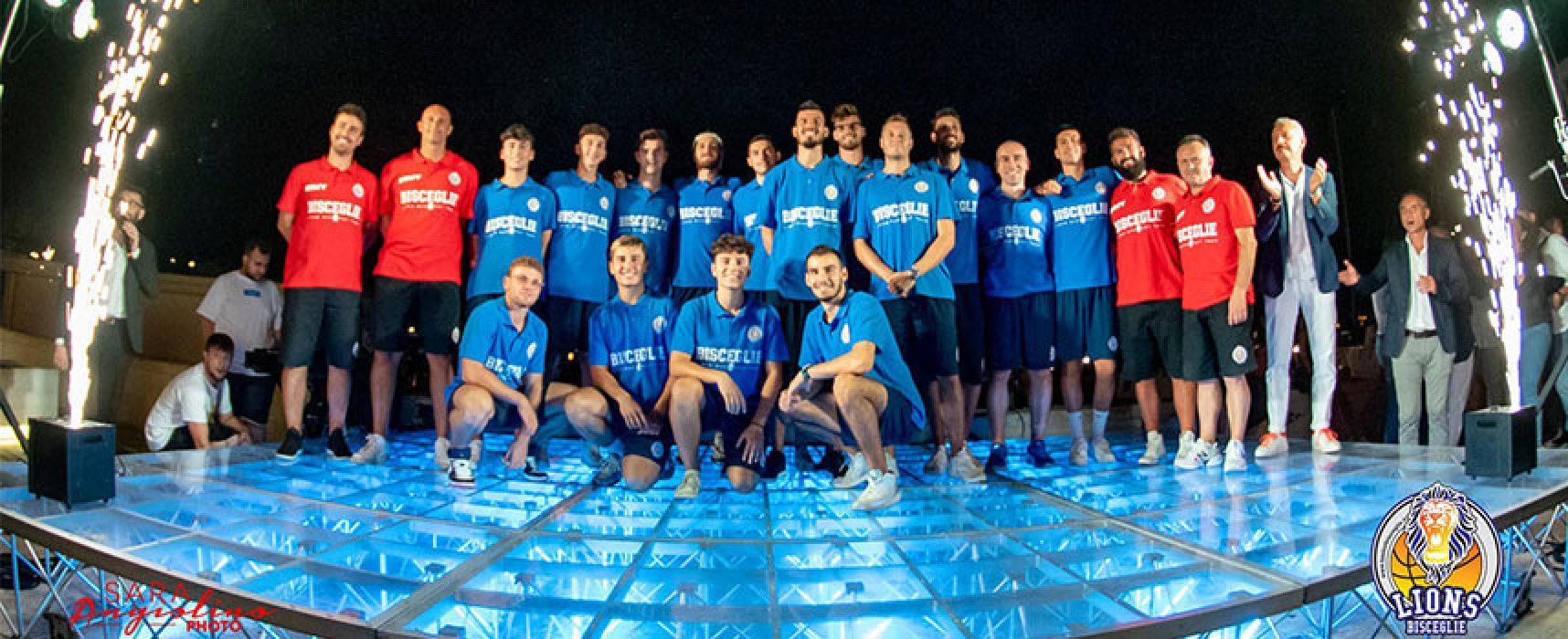 I Lions Bisceglie si portano a casa il Trofeo Casale San Nicola