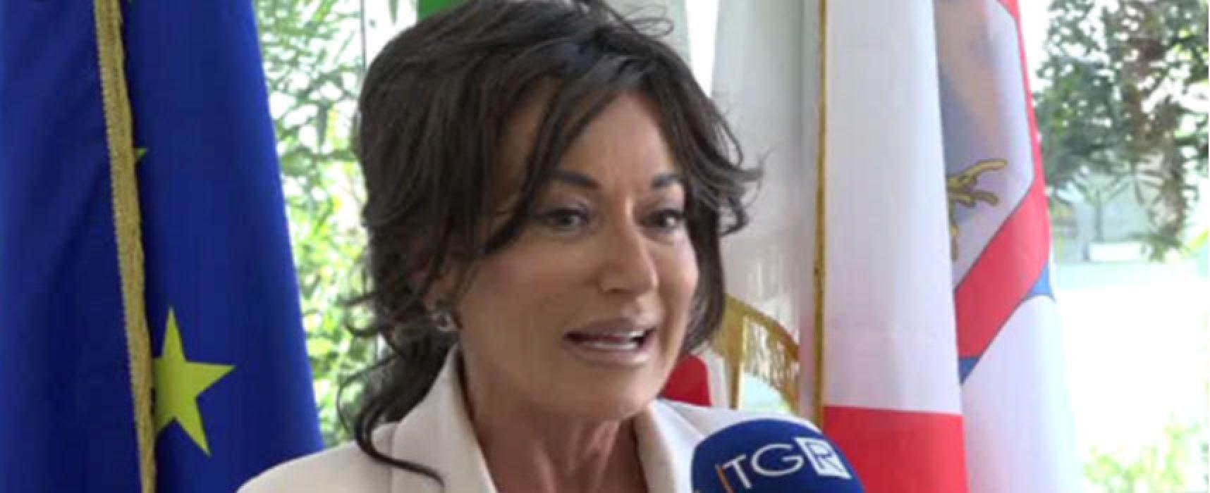 Circolo Unione, Enzo Magistà intervista l'ambasciatrice della Puglia nel mondo Nancy Dell'Olio