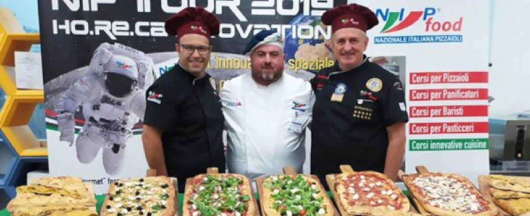 Finali Mondiali Ferrari, le pizze parleranno biscegliese grazie alla Nazionale Italiana Pizzaioli
