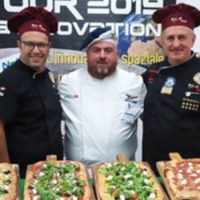 Nazionale Italiana Pizzaioli, prestigioso riconoscimento per il biscegliese Francesco Pellegrini