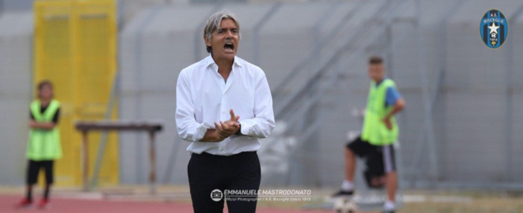 """Mister Vanoli dopo il Catanzaro: """"I ragazzi hanno fatto una partita importante"""""""