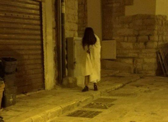 Samara Challenge, la sfida horror che spopola sui social è giunta anche a Bisceglie