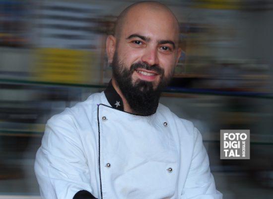 """""""Crociera d'Arte Bianca"""", esperienza dell'Alberghiero di Molfetta con lo chef biscegliese Tedeschi"""