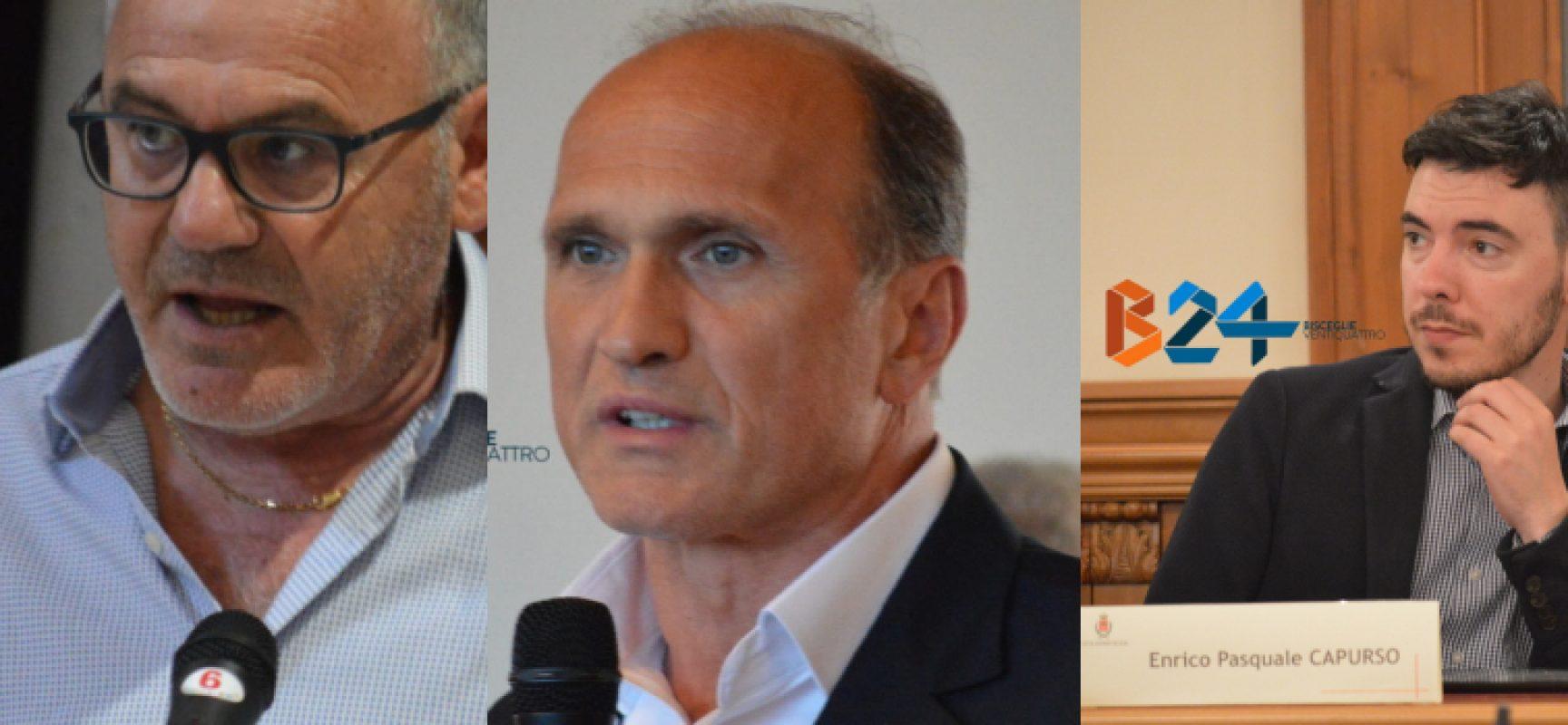 Amendolagine, Capurso e Russo minacciano dimissioni da Commissione sicurezza