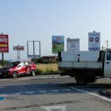 Incidente su via Imbriani, donna al Pronto Soccorso