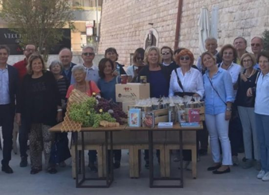 """""""Viaggi del Corriere"""", tappa culturale e appetitosa alle Vecchie Segherie Mastrototaro"""