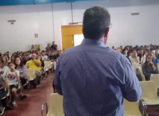 """Istituto """"Dell'Olio"""", Visaggio: «Risolte criticità con nostre risorse. Avanti con nuovi progetti»"""