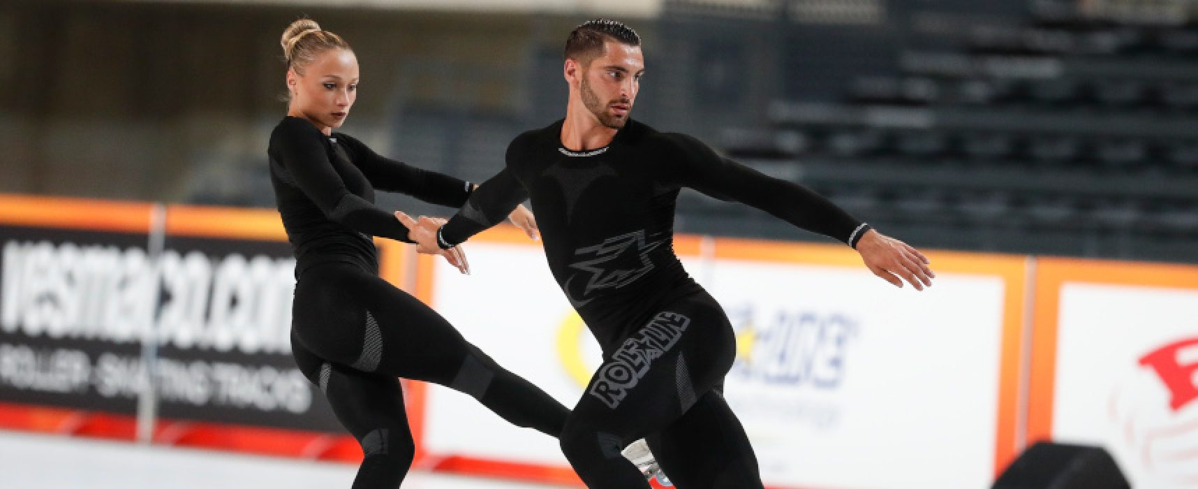 Pattinaggio artistico, al PalaDolmen stage con il campione del mondo Luca Lucaroni