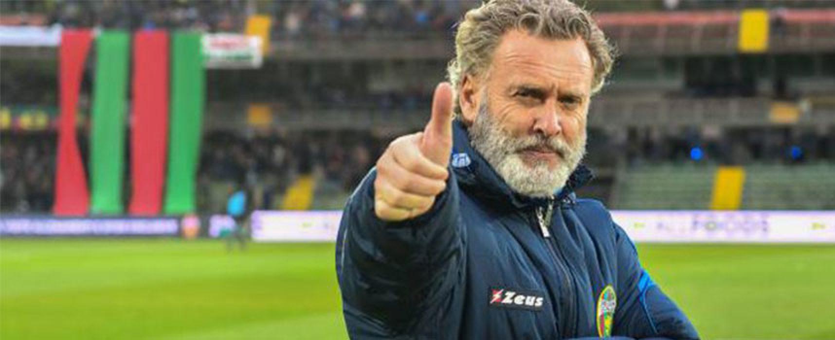 Ufficiale, Sandro Pochesci è il nuovo tecnico del Bisceglie Calcio