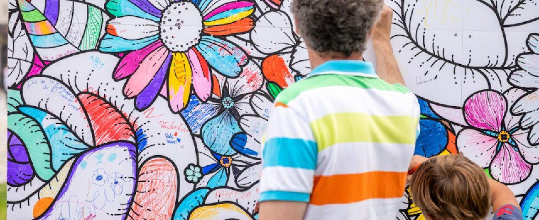 Fabriano Festival del Disegno, quarta edizione del laboratorio d'arte di Enzo Abascià